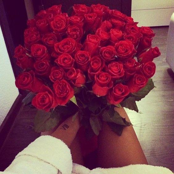 www.123nhanh.com: Tại sao hoa hồng đỏ hay được chọn nhiều nhất? !!!!