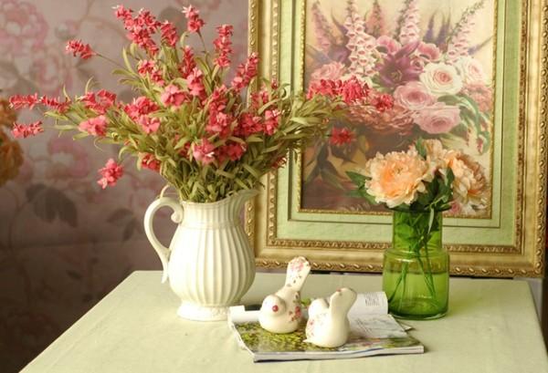 Bày bình hoa trong nhà bạn cần quan tâm nếu không sẽ mang họa ….